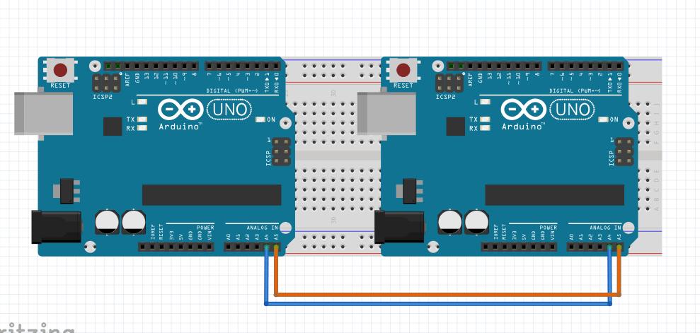 Tutorial Komunikasi I2C Antar Arduino