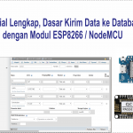 ESP8266, Nodemcu Kirim Multiple Data Sensor ke Database Xampp