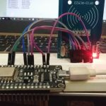 ESP8266, Tutorial E-Money RFID Database Local