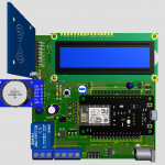 ESP8266, NodeMcu RFID Kirim Data ke Database, XAMPP