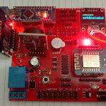 Arduino, ESP8266 Komunikasi Serial dengan Nodemcu atau Wemos