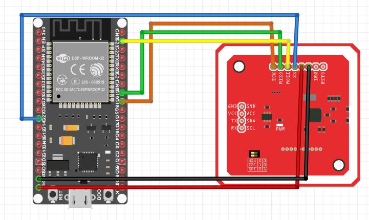 Tutorial ESP32 Mengakses RFID PN532