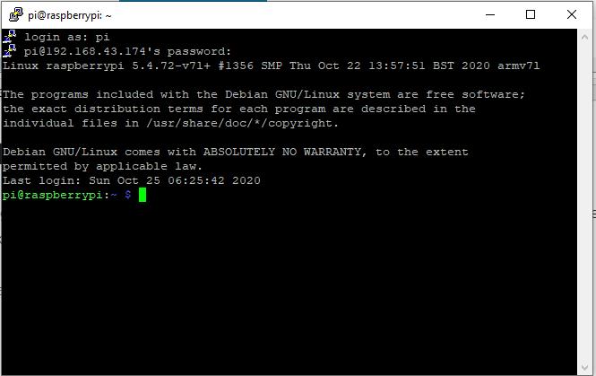 Tutorial Raspberry Pi 3/4 Menampilkan Layar di Laptop Lengkap !!