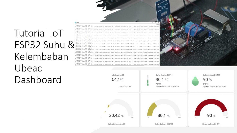 ESP32 IoT Ubeac