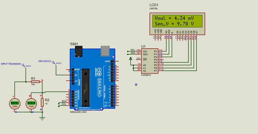 Tutorial Arduino Membaca dan Kalibrasi Sensor Tegangan