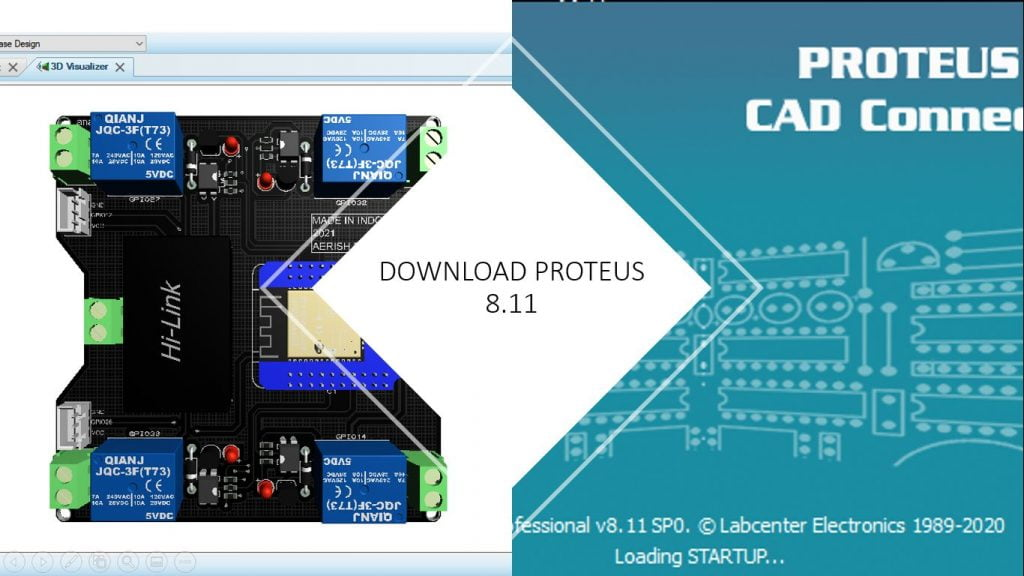 Proteus 8.11 free download