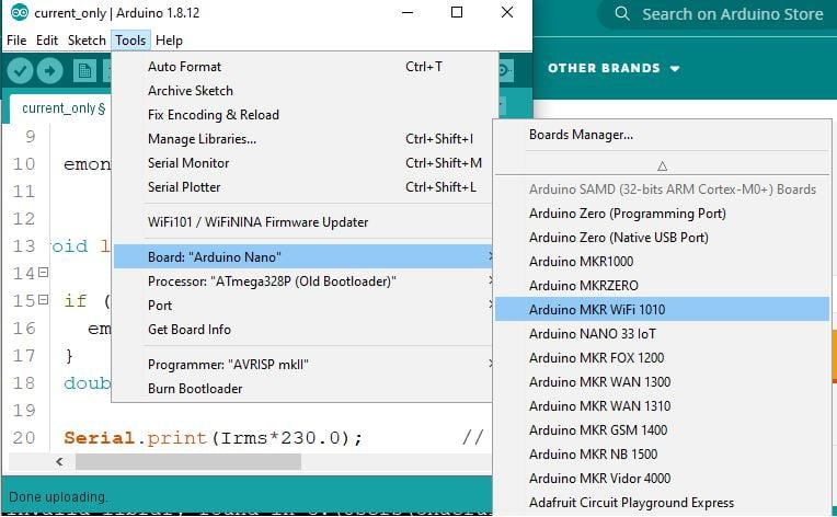 Tutorial Menggunakan Arduino MKR Wifi 1010 lengkap !