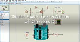Boost-Converter-Arduino-Simulasi-Proteus-8