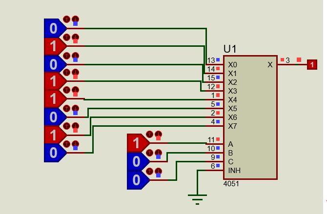 Solusi Arduino Memperbanyak Pin Input dengan Multiplexer