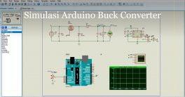 Simulasi-Arduino-Buck-Konverter