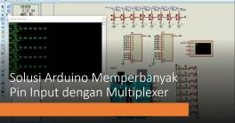 Tutorial Arduino Multiplexer